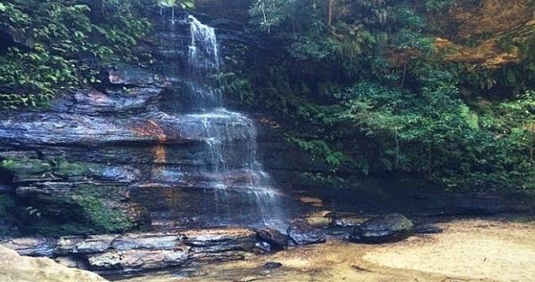 federal falls blue mountains